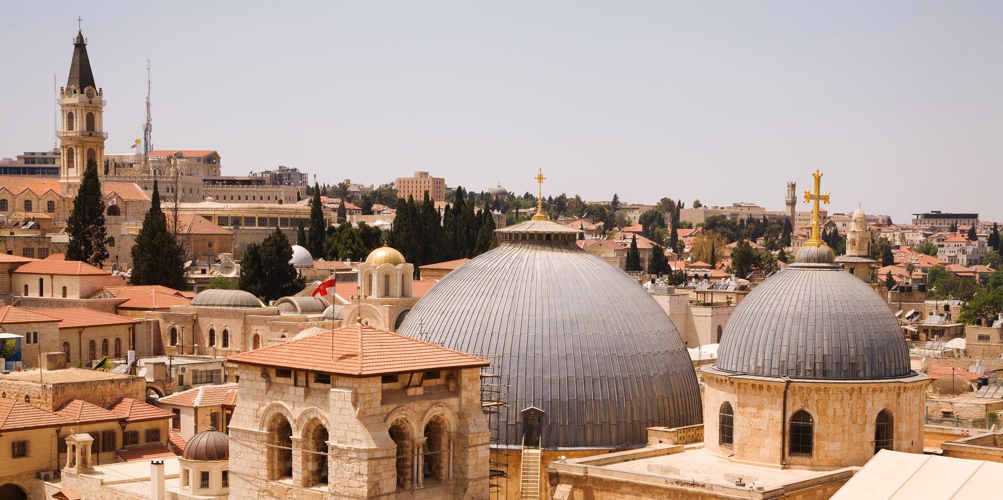 Holy Land (7 nights) from £1137pp