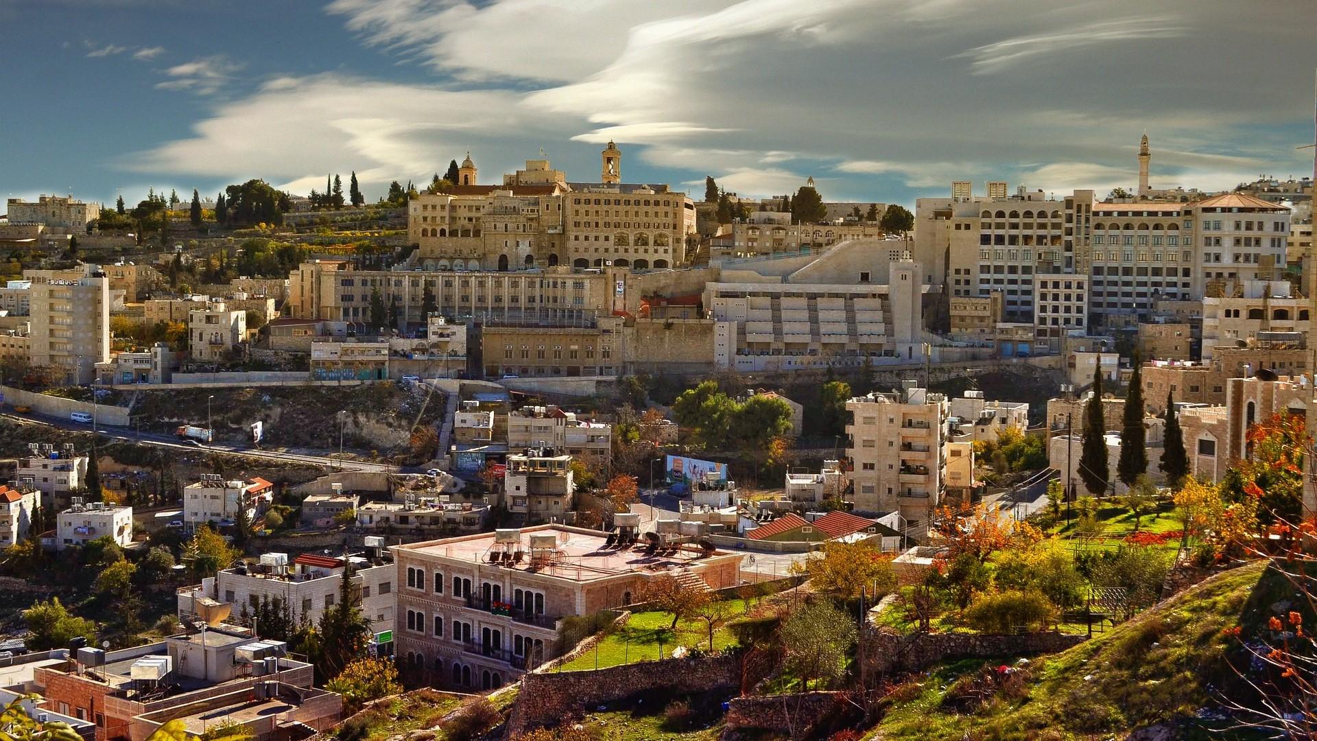 Bethlehem and Jericho