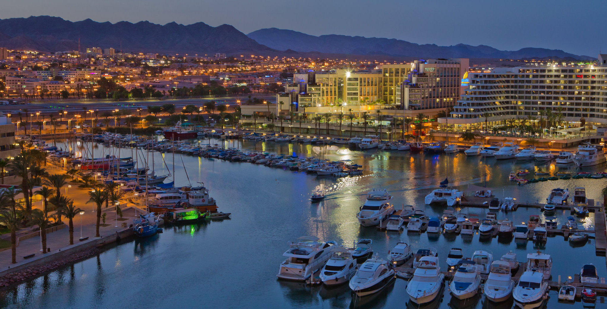 Classic Tour & Eilat (14 nights) from £2468pp