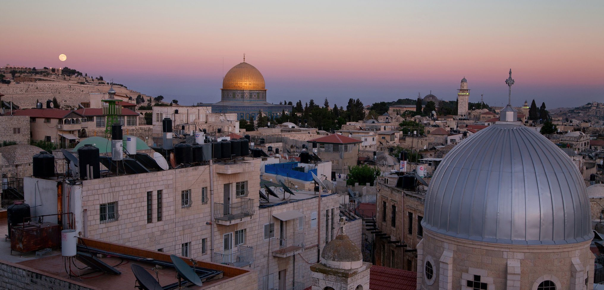 Israel Cross Country 7 Day Tour