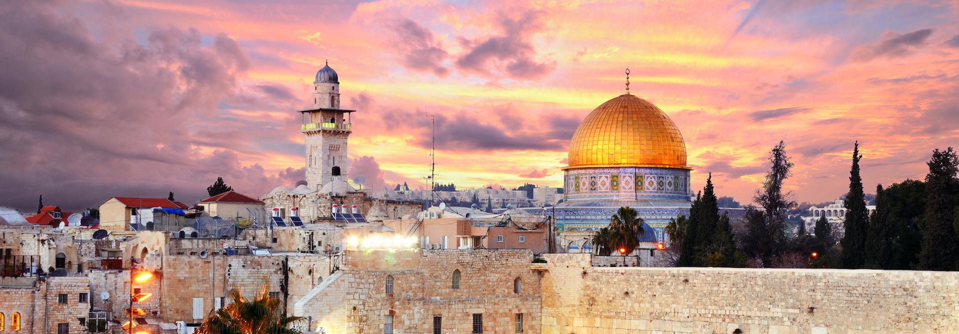 Jerusalem & Surroundings (5 nights) from £1145pp